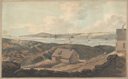 View of Halifax from Davis's Mill